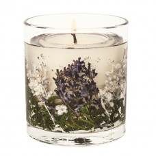 Lavender Fields Natural Wax Tumbler
