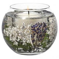 Lavender Fields Natural Wax Fishbowl